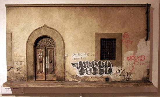 """Graffiti in Florence"""